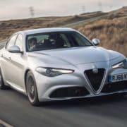 مطمئنا این خودرو طراحی خاصی داردAlfa Romeo Giulia