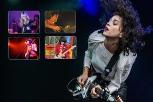 گیتار نوازان و رشد خلاقیت در آنها