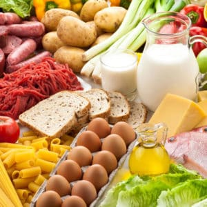 تقلب در صنایع غذایی