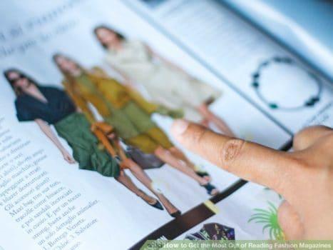 مجلات مد را مطالعه کنید