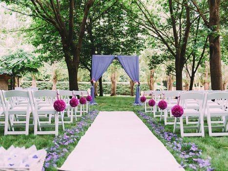 در سه گام برای رفتن به عروسی آماده شوید