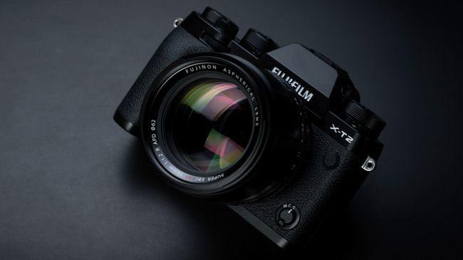 دوربین دیجیتالی Fuji X-T2