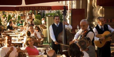 تاثیرات موسیقی بر مشتریان