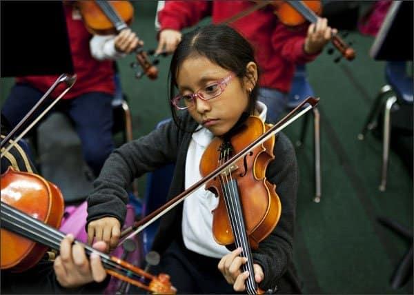 نقش کمیت و کیفیت تمرین کردن در موسیقی