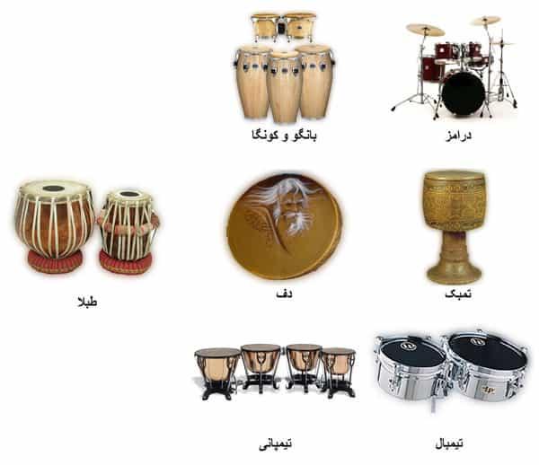 چگونگی انتخاب یک ساز موسیقی- انواع سازهای بادی