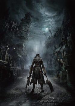 در Yharnam ، از طریق نرم افزار یک دنیای هیجان انگیز در PS4 ساخته شده است