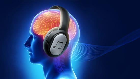 واکنش بدن به موسیقی