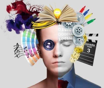 خلاقیت یعنی چند بعدی بودن