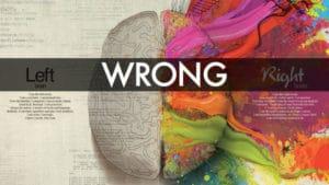 دست راست یا چپ دست بودن با نیمکره های مغز ارتباطی ندارد