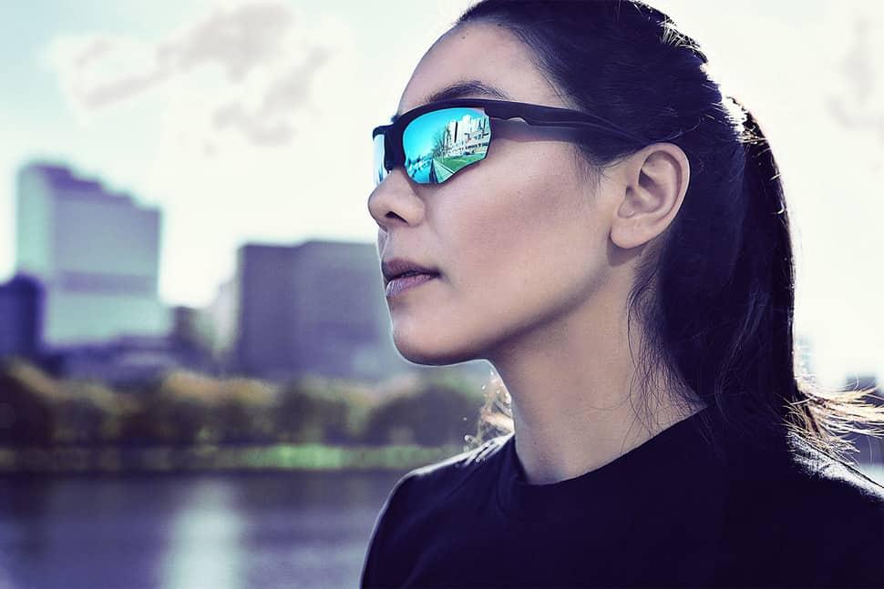 فالکون ۱ Skelmet: چاپ ۳ بعدی بهترین عینک آفتابی با اسکن صورت