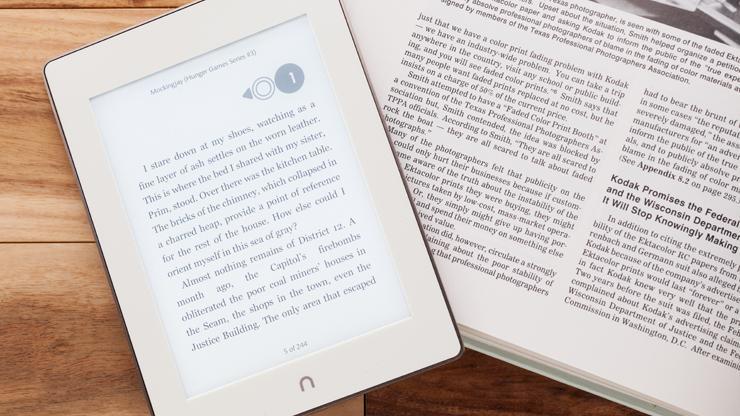 کتاب خوان الکترونیکی نوک