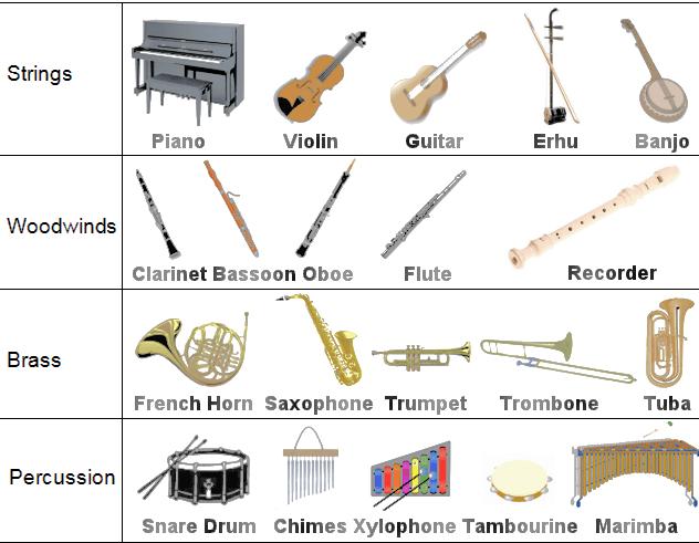 کدام ساز موسیقی را برای نواختن انتخاب کنیم؟