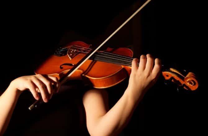 هنرجویان ساز ویولون بخوانند!