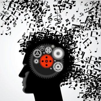 آهنگ های چسبنده و تکرار پی در پی در مغز