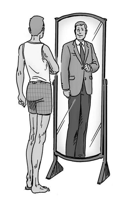 افراد موفق لباس های کمتر در نتیجه درگیری ذهنی کمتری دارند