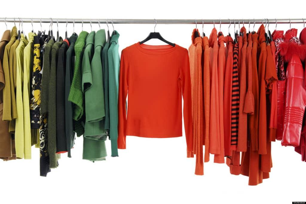 انتخاب رنگ لباس مناسب بر اساس ویژگیهای ظاهری شما