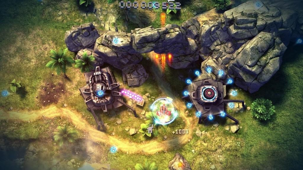 Sky Force Reloaded آخرین اثر Sky Force است