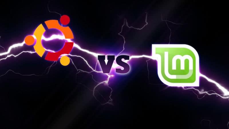 تفاوت اوبونتو و لینوکس مینت در چیست؟