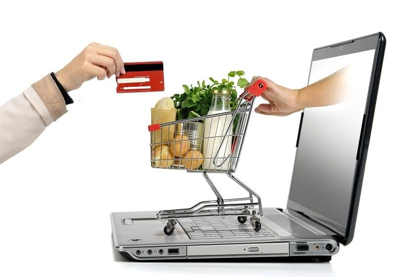 خواربار فروشی های اینترنتی