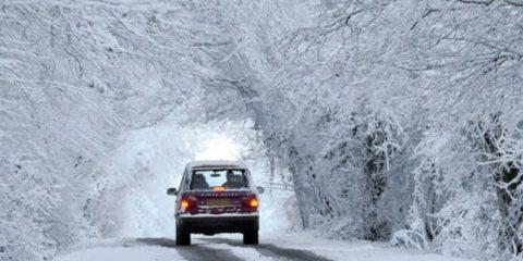 رانندگی در برف و یخبندان بسیار دشوار و خطرناک است