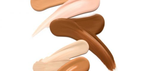 رنگ فونداسیون مناسب برای رنگ پوست شما چیست؟