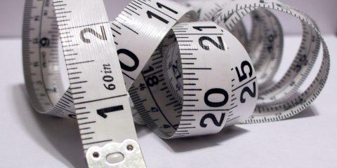 روش اندازهگیری ابعاد بدن برای دوخت یا تعیین سایز لباس زنانه