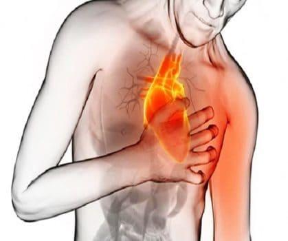 سکته قلبی از عواض قلبی مشکلات قلبی