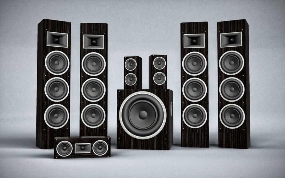 سیستم پخش صوت