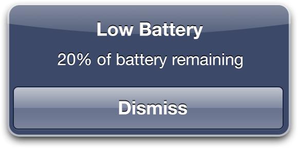 مشکل های متداول آیفون ۷ (مشکل ۳): عمر باتری اندک