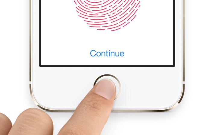مشکل های متداول آیفون ۷ (مشکل ۱۰): از کار افتادن Touch ID