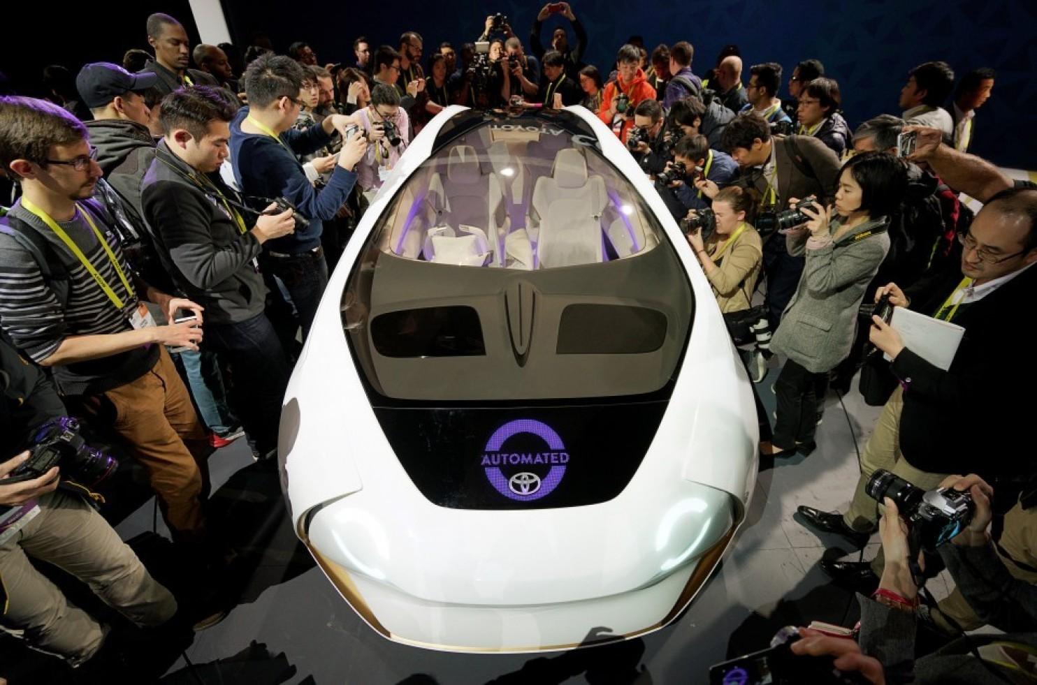 با خوروهای مفهومی که معرفی شد ، وسایل نقلیه هوندا و تویوتا به پیشگامان خودروهای آرمانی و تکنولوژی تبدیل می شوند .