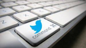 میانبرهای کیبورد توئیتر