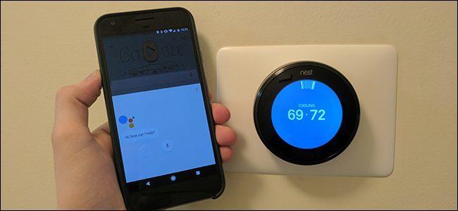 نحوه کنترل دستگاههای خانه هوشمند با استفاده از دستیار گوگل