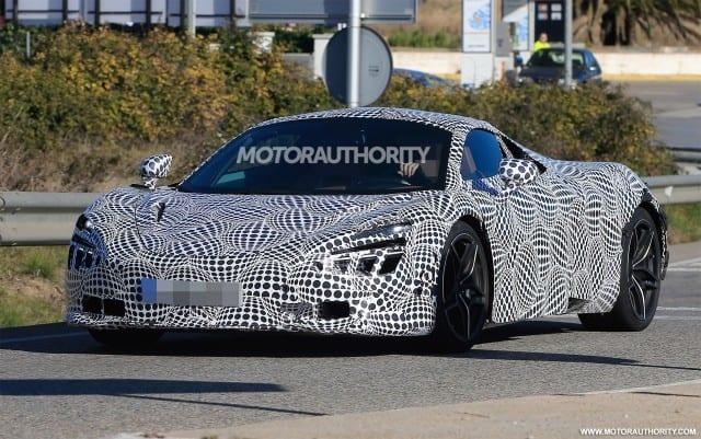 McLaren قصد داردیک مدل جدید جای 650S را ارایه خواهد داد