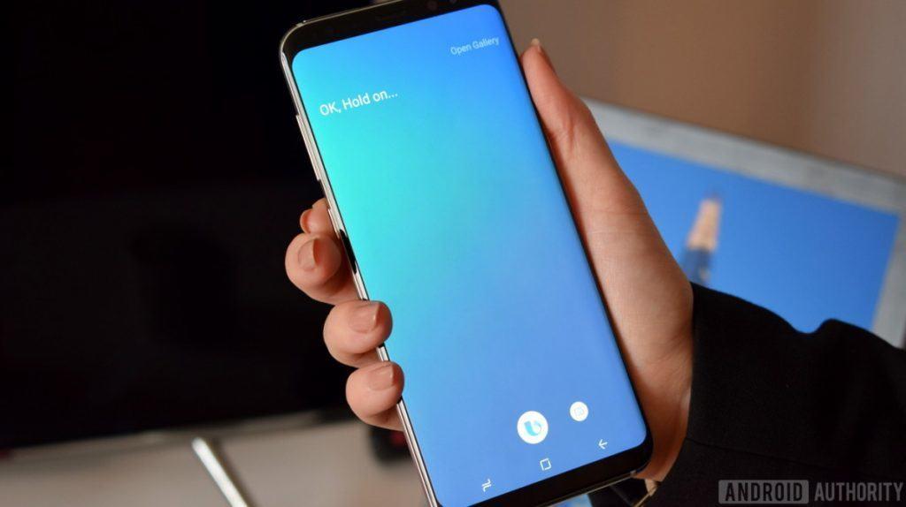 بیکسبی سامسونگ (Samsung Bixby) برای گلکسی اس ۸ و گلکسی اس ۸ پلاس