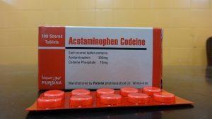 داروی استامینوفن