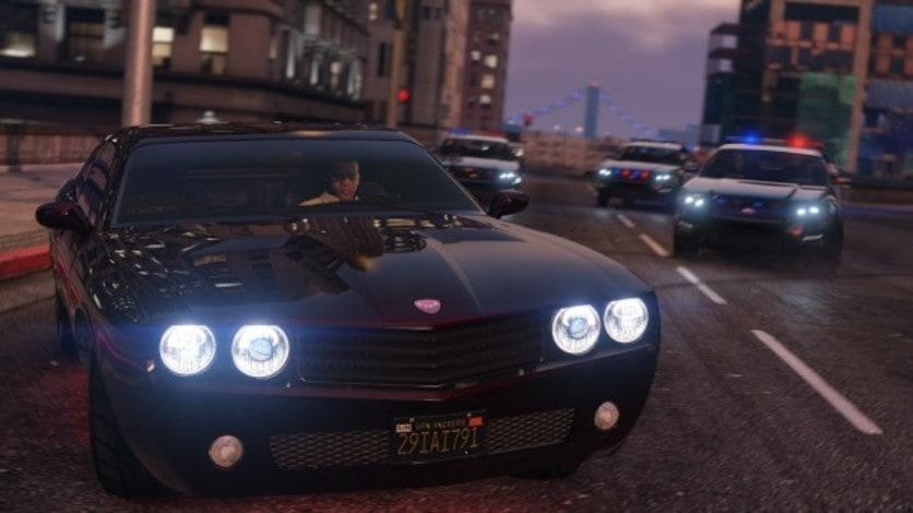 رقابت هایی مهیج در بازی GTA V