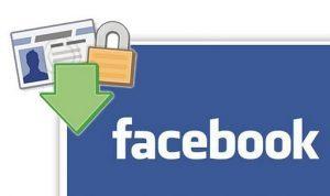 نحوه بک آپ گرفتن از فیسبوک