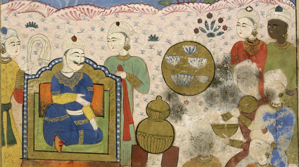 تاریخچه استفاده از عطر در تمدن اسلامی