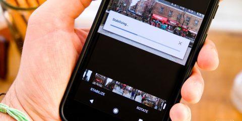 تثبیت تصویر در Google Photos برای کاهش لرزش ویدئوها