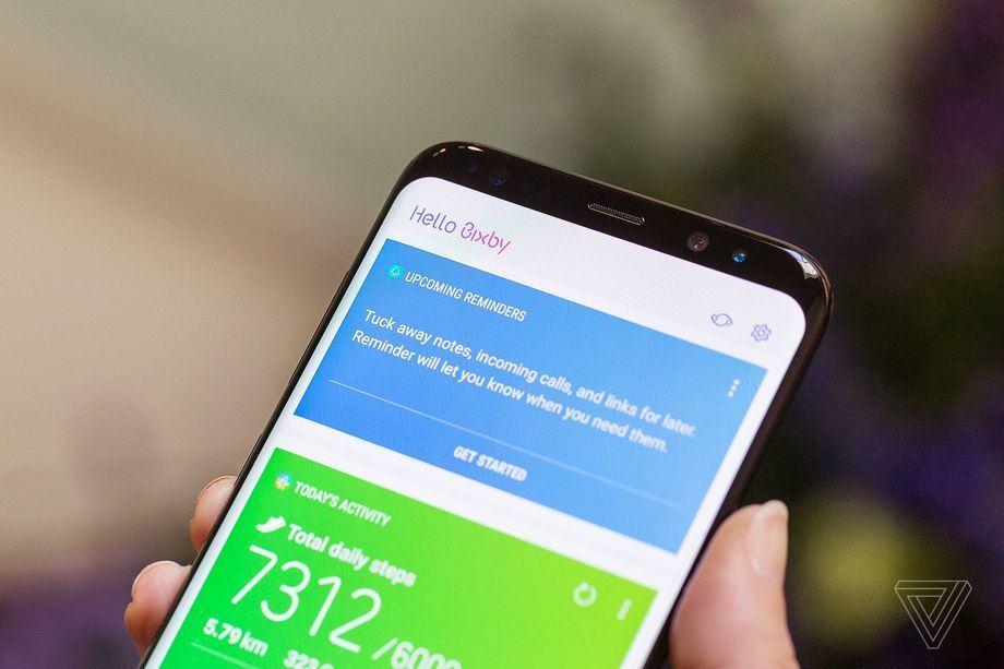تغییر دکمه بیکسبی (Bixby) سامسونگ گلکسی اس ۸ به هر اپلیکیشنی که دوست دارید
