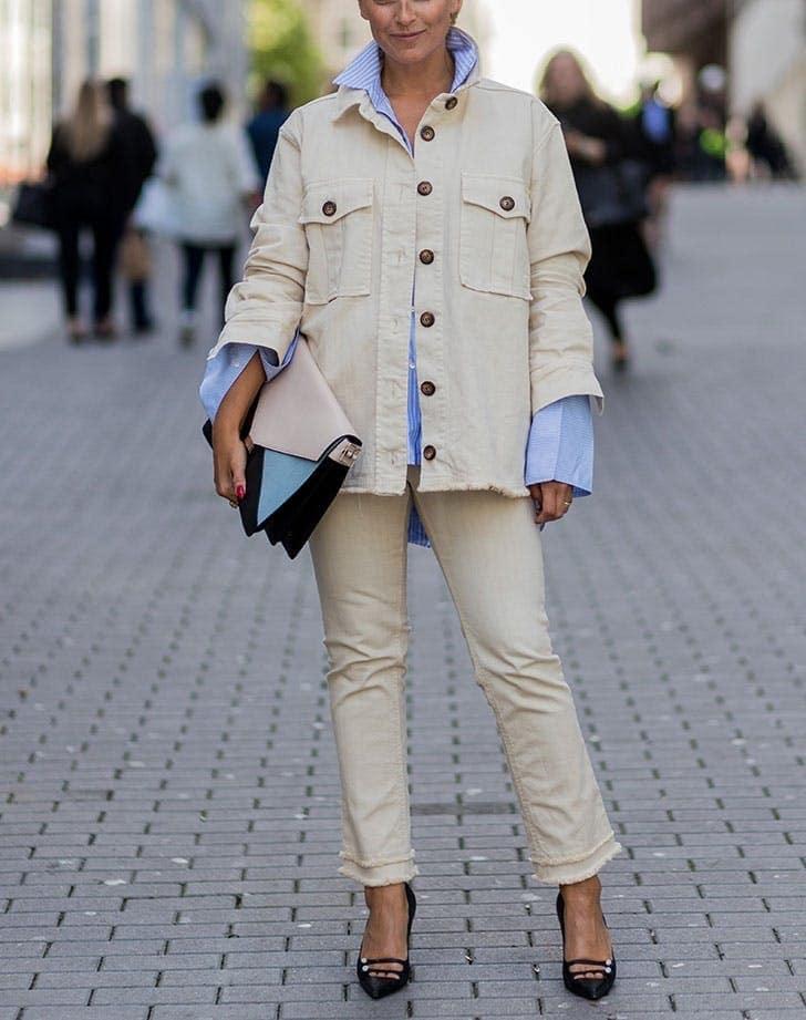 مدلهای شلوار جین و لباس جین