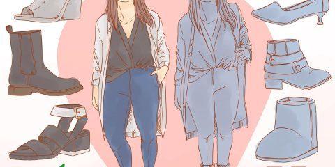خانمها برای لاغرتر به نظر رسیدن این ترفندها را در پوشش خود به کار ببرید