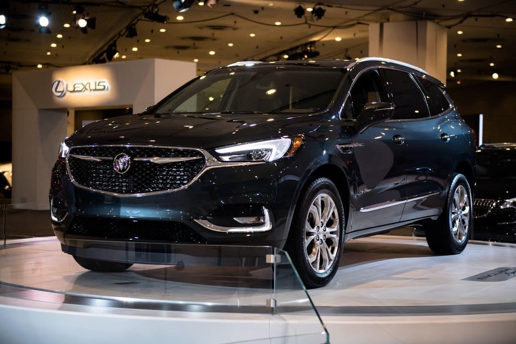 سه چهارم فروش های ما هم اکنون برای SUV ها می باشد.