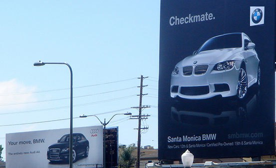 تبلیغات خودرو