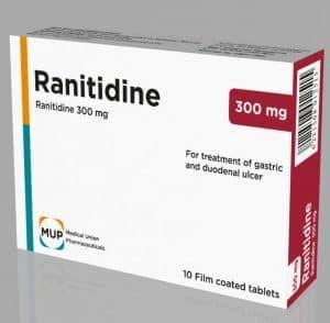 داروی رانیتیدین