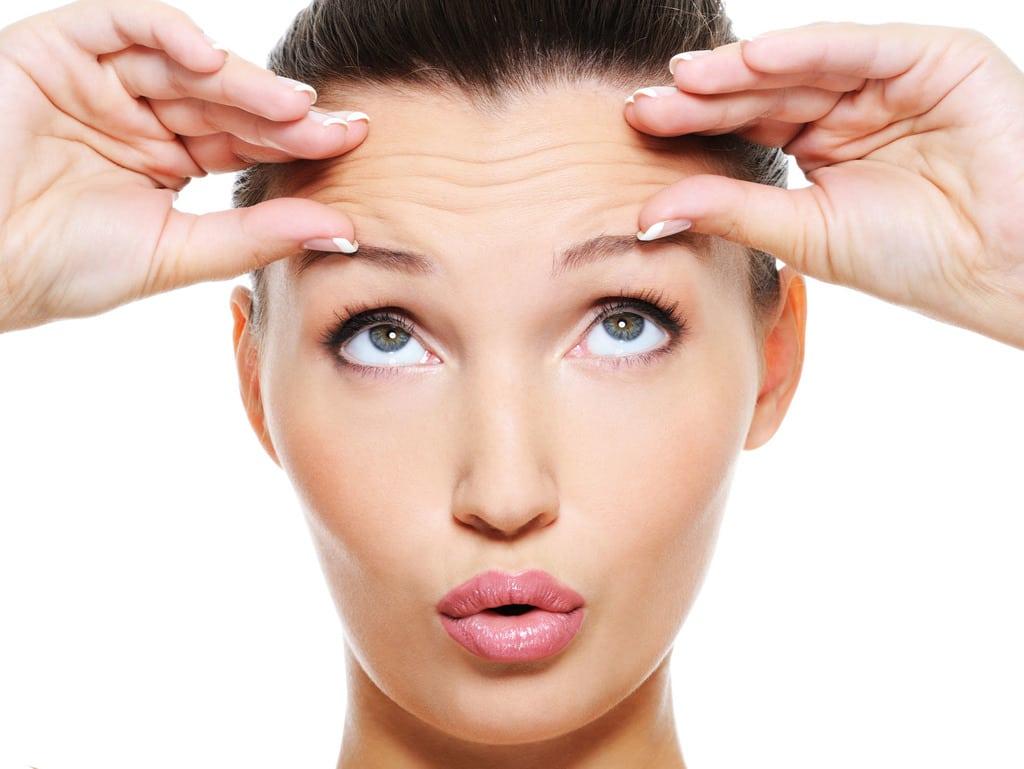 آنتی اکسیدان ها خاصیت ضدپیری دارند و چروک ها را کاهش می دهند
