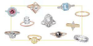 زیباترین و جدیدترین مدلهای جواهرات برای سال جدید