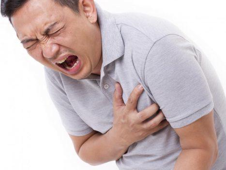 افتراق سوزش سردل و حمله قلبی