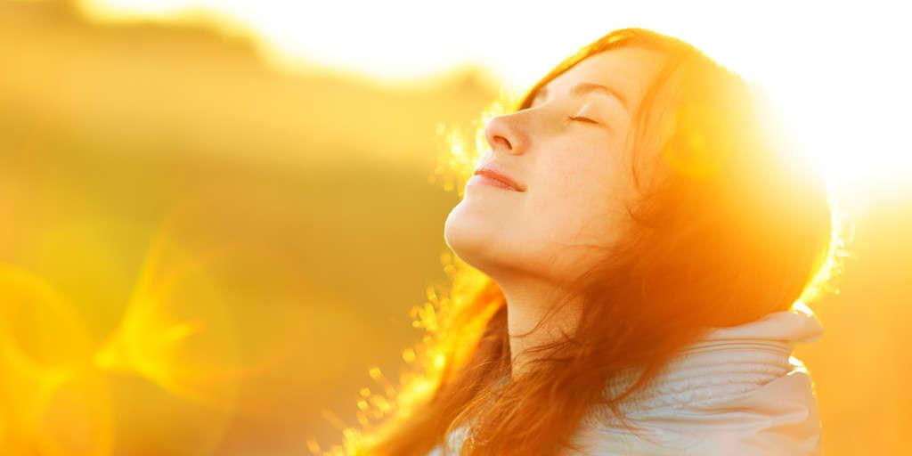شاد بودن وقتی بدست میآید که درک کنید زندگی در حال تغییر است